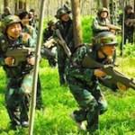 """中国各地で行われている""""野戦""""ってアレのことだった!"""