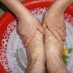 中国でよく足を洗いたくなる人たちがしてること