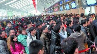 机场 ー 国慶節で中国の飛行場が無駄に混雑する理由