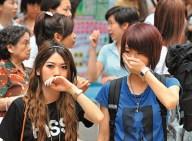 HONG KONG-POLLUTION