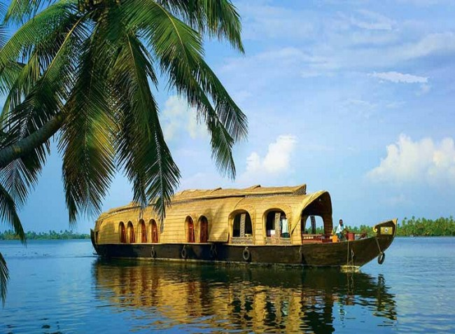Image result for Kerala Backwaters