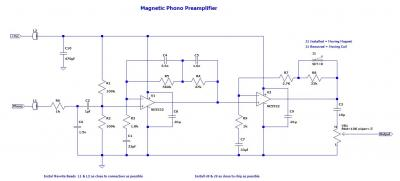 Magnetic Phono