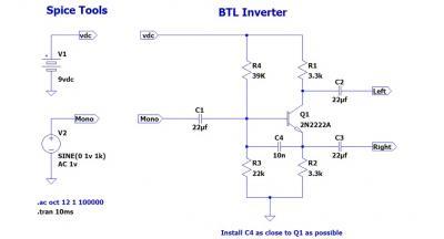 BTL Inverter