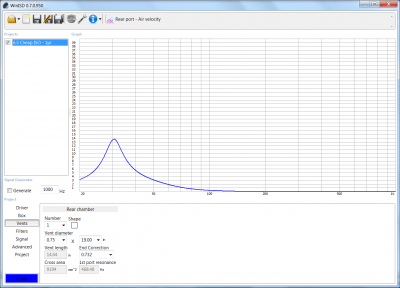 buyout6 1 2 ISO single Port Vel 60W