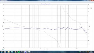 baker frequency response