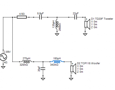 TD202F 4 and TCP1150 4 3rd Order