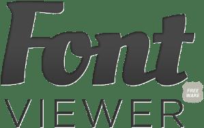 Quản lý font với FontViewer (hỗ trợ Unicode tiếng việt)