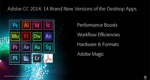Full bộ Adobe CC 2014 – win/mac