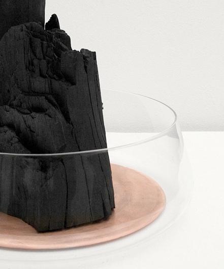 slow charcoal/ Formafantasma