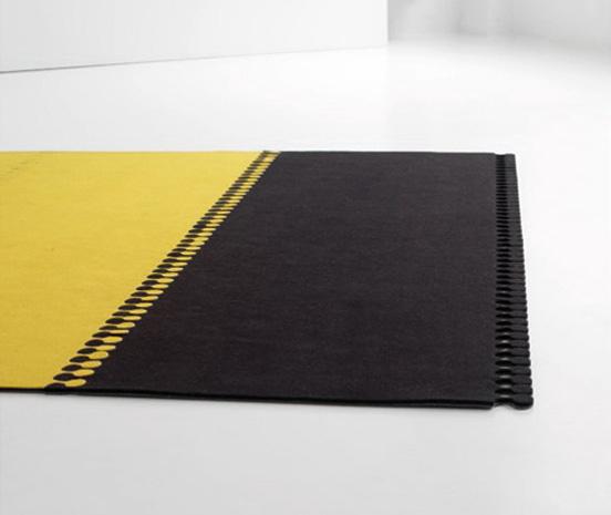 interlock rug/ Rygalik studio