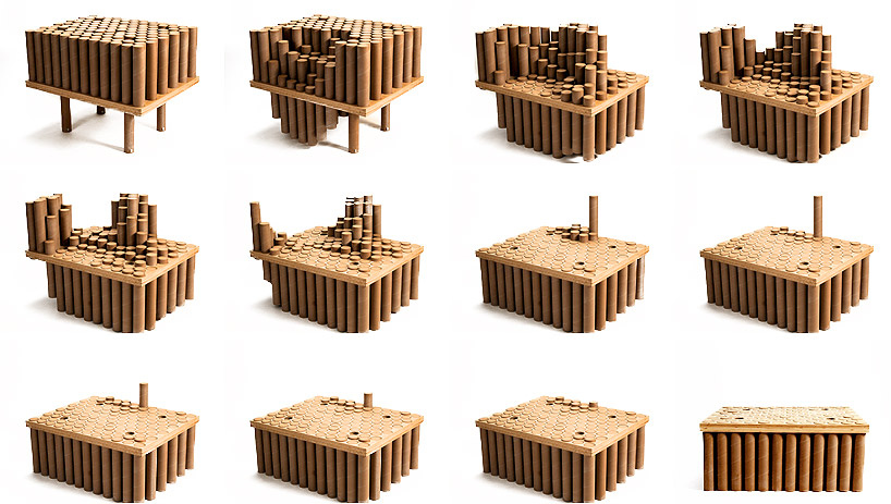 continual chair/ metous studio