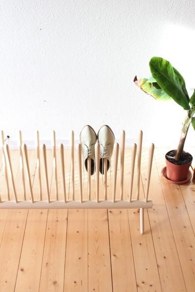 shoe shelf/ goldschmidtboeing
