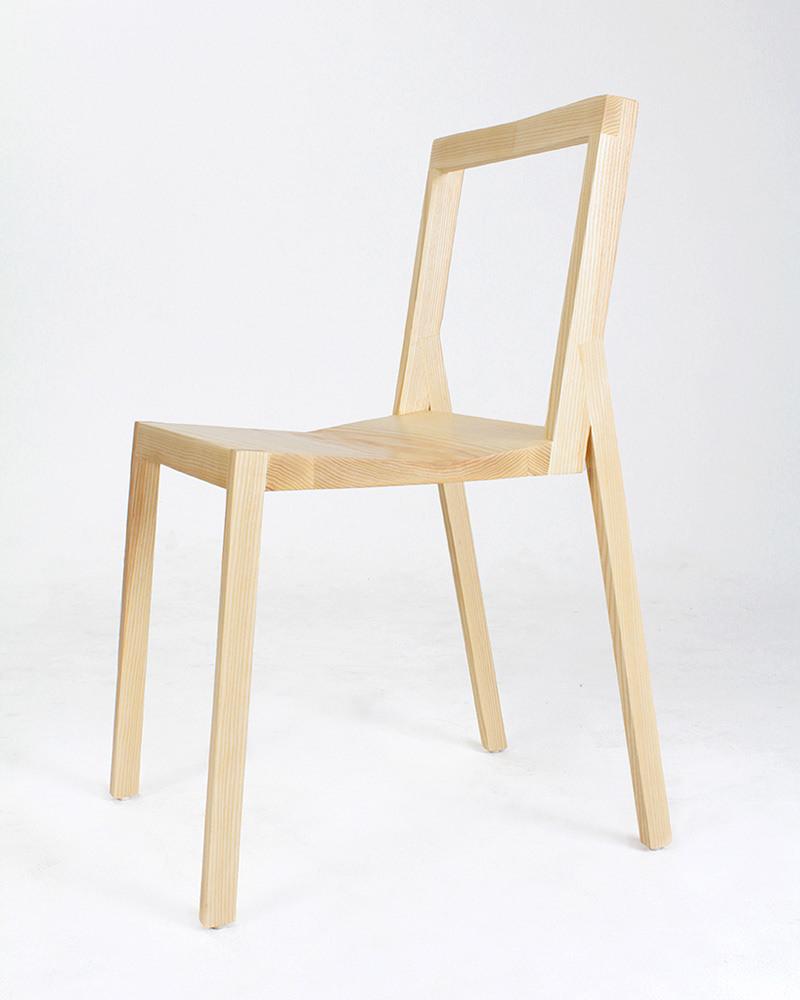 split chair / roni shalmon