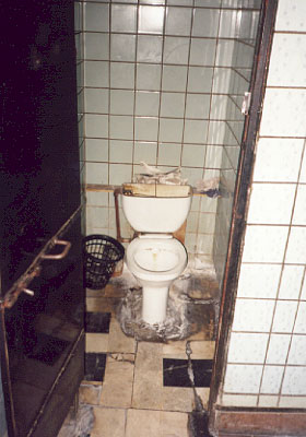 where's the seat? / toilets of the world