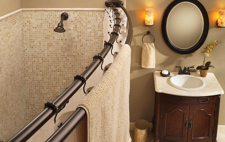 the best shower curtain rods our top