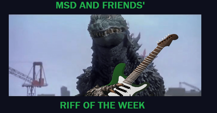 MSD & Friends' RIFF OF THE WEEK 9/20/14 – The Toilet Ov Hell
