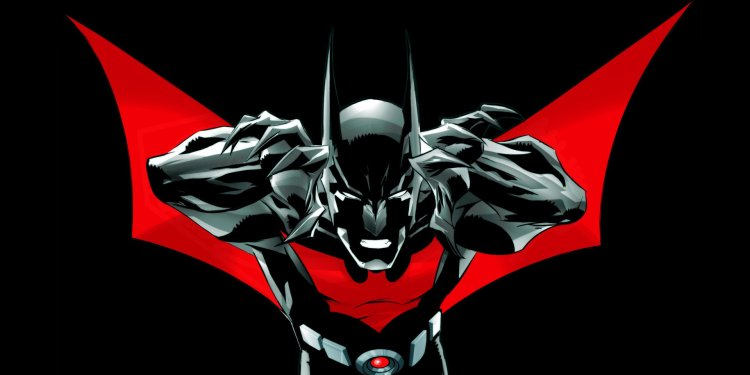 Batman Beyond Is The Most Metal Cartoon Ever The Toilet Ov Hell