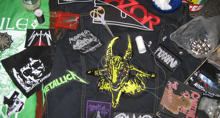How to Make Your Own Battle Jacket – The Toilet Ov Hell