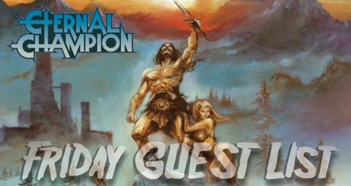 Eternal Champion's Top 5 Sword-Wielding Anthems – The Toilet