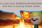 lonk from pennsylvania thrash metal
