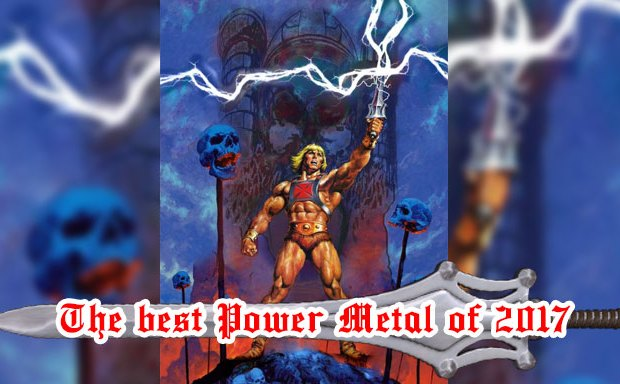 the best power metal of 2017