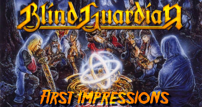 First Impressions: Blind Guardian – Somewhere Far Beyond