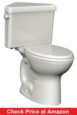 best triangle toilet