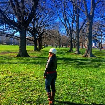 Christchurch na Nova Zelândia