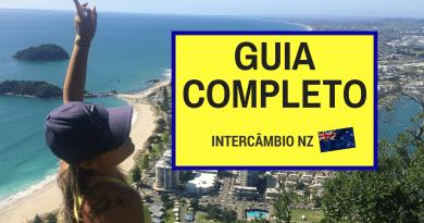 5 passos para PLANEJAR seu INTERCÂMBIO para a Nova Zelândia
