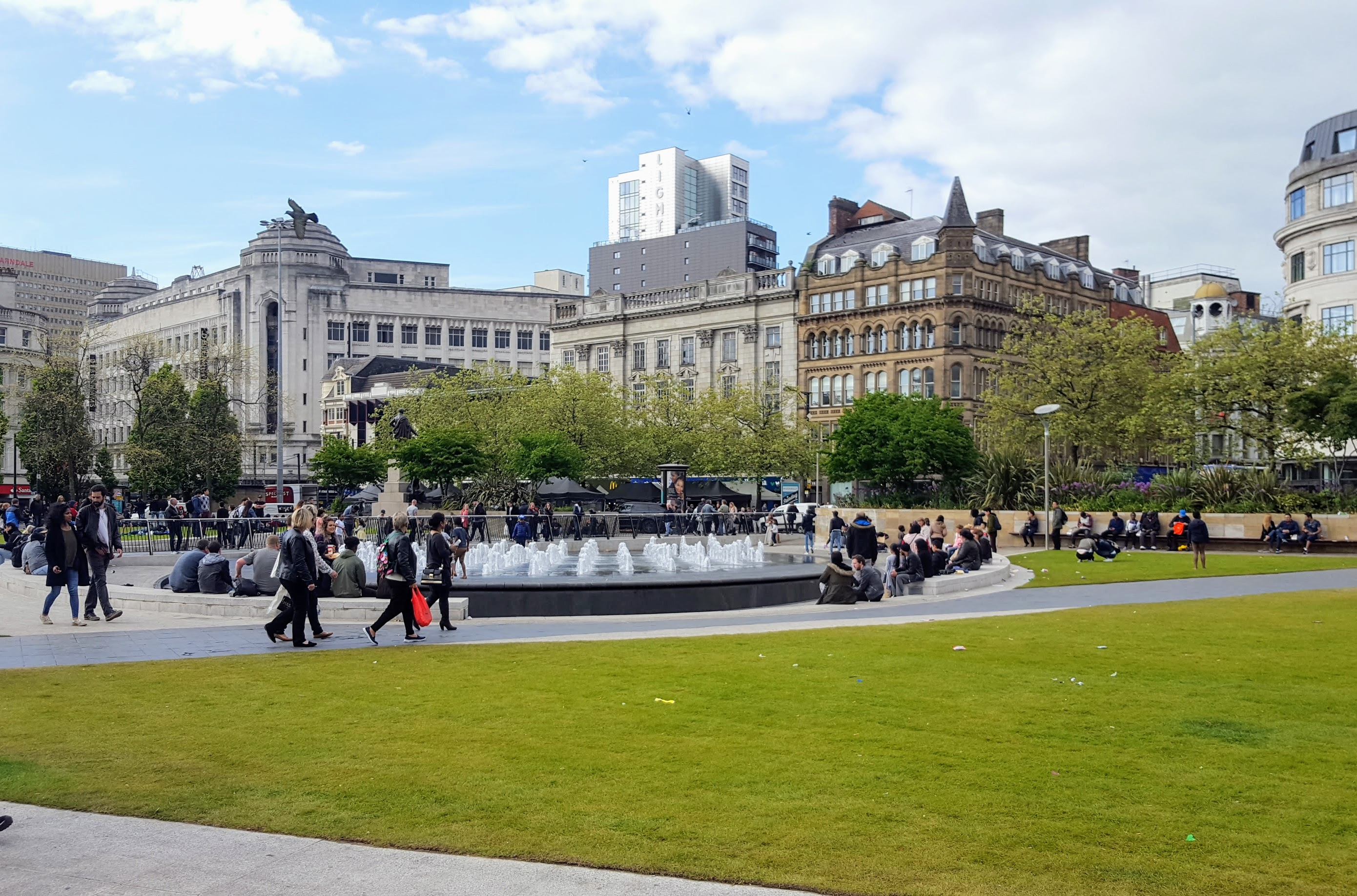 Manchester, North West, England – 1 Day Trip
