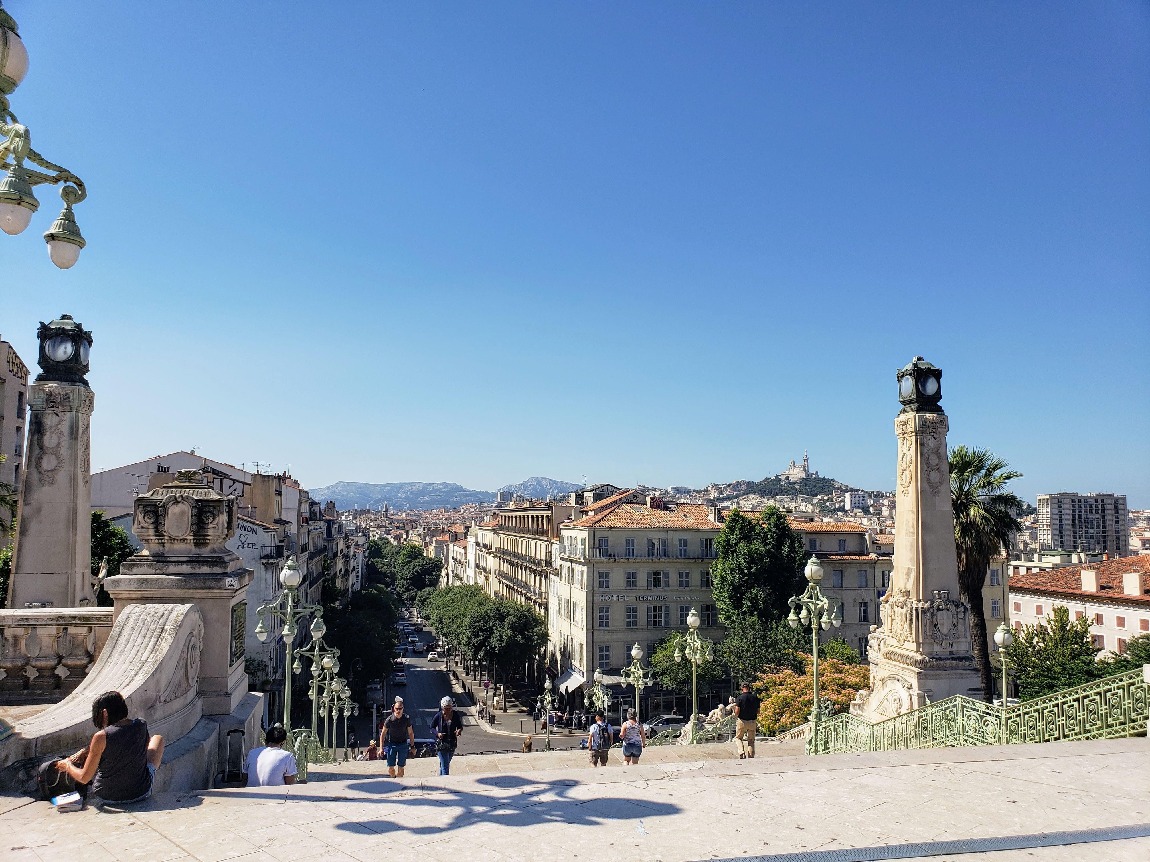 Marseille, Alpes-Côte d'Azu, France – 4 Day Trip