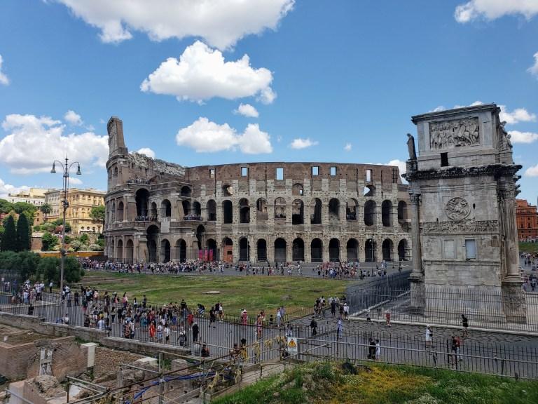 Rome, Lazio, Italy – 3 Day Trip