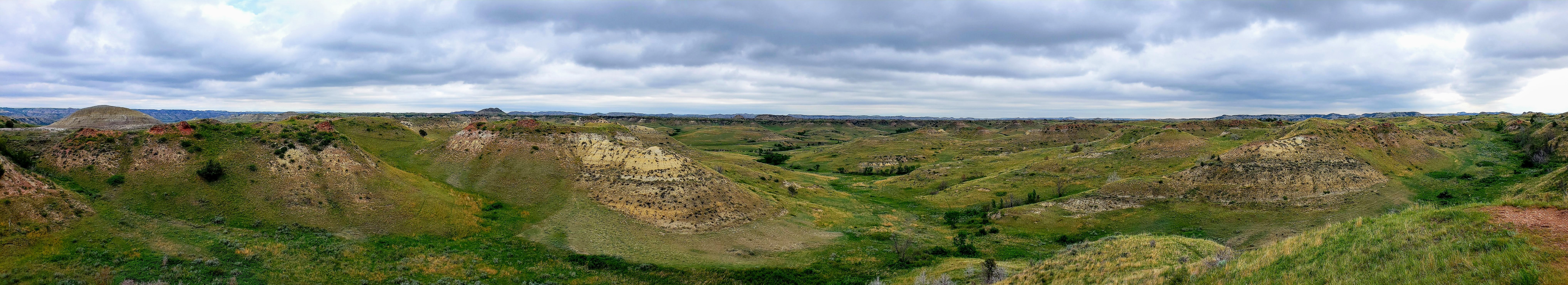 Theodore Roosevelt National Park, ND, USA – 2 Day Trip