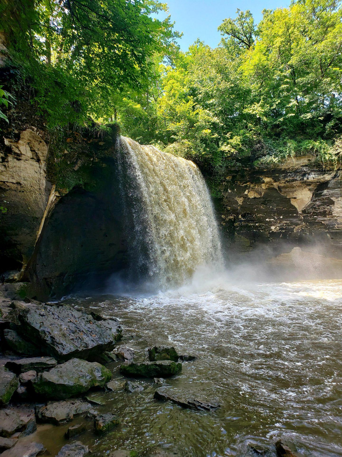 Minneopa State Park, Minnesota, United States – 1 Day Trip