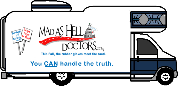 Mad As Hell Doctors