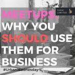 Meetups, Marketing, advertising, community outreach, Toisc Limited