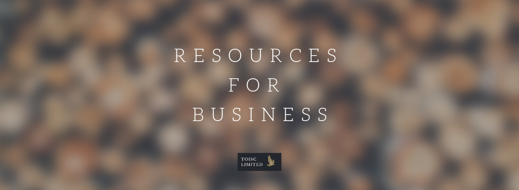 Resources for Business, Email and Social Media, Toisc Limited