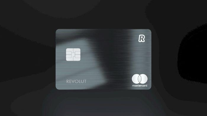 Revolut Premium - Black metal