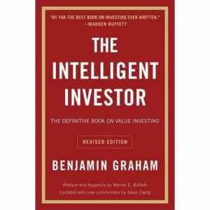 The intelligent Investor: Benjamin Graham