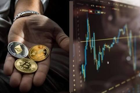 Osakkeet vs. kryptovaluutat