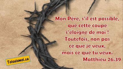 Matthieu 26.39