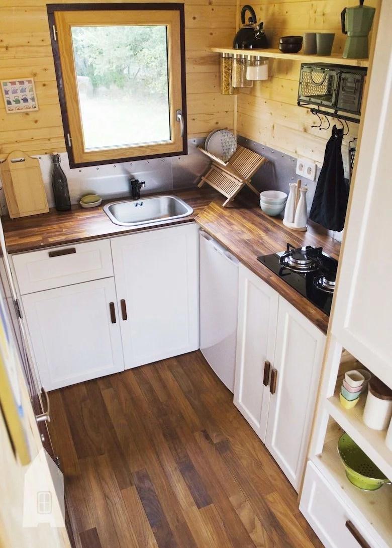 Tiny House Fabrique En France Le Projet Baluchon