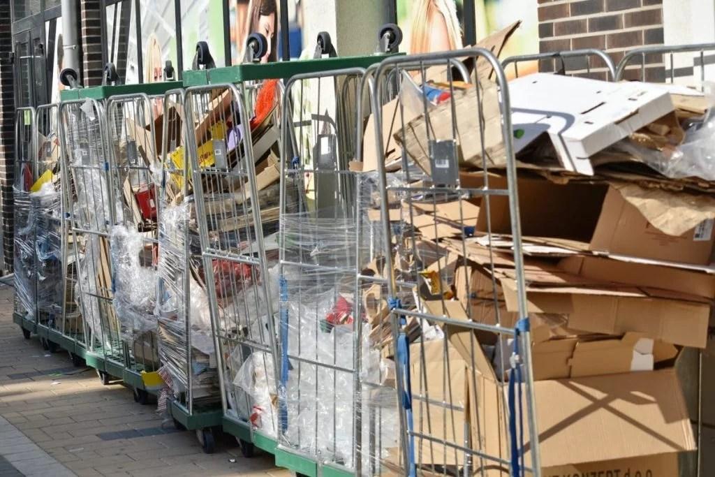 recyclable matériaux