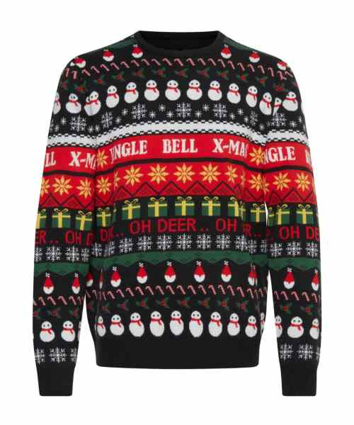 Blend Christmas Pullover X-MAS Junior