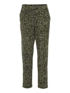 Soyaconcept Sweatpants GUNBRIT AOP 4 Army