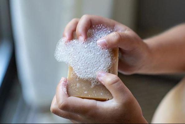 shampoo bar natuurlijk biologisch plasticvrij duuzaam