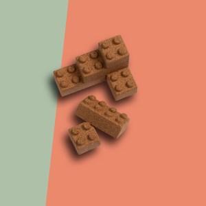 Eco Toy Bricks gemaakt van kurk