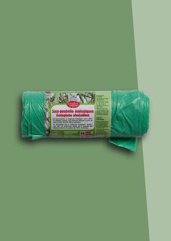vuilniszakken bio plastic