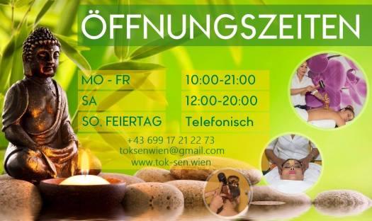 Öffnungszeit Tok-Sen_Massage_Wien_1030_Massageinstitut_TokSen