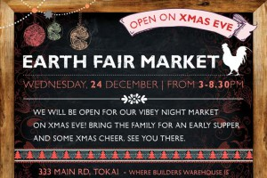 Earth Fair Market